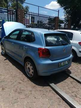 Polo 1.2 tdi bluemotion stripping for spares