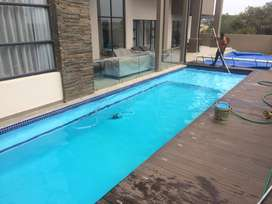 Swimming pool cleaning Services & Repairs