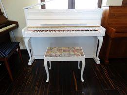 Pianino schimmel biale od PianoDesign