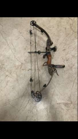 Mathews FX left handed compound bow (hunting)