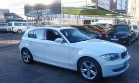 2010 Bmw 120id automatic on sale