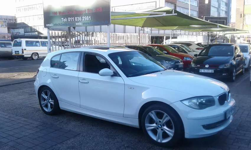 2010 Bmw 120id automatic on sale 0