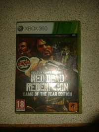 Image of Red Dead Redemption For Xbox 360. Includes map and Undead Nightmare.