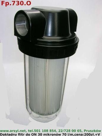 Filtr do paliwa ON Filtr do ON Filtr do oleju napędowego filtr do CPN Pruszków - image 1