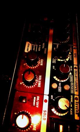 Roland cube 80XL with Looper