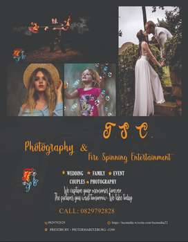 T.S.C. Photography and Fire Spinning Entertainment