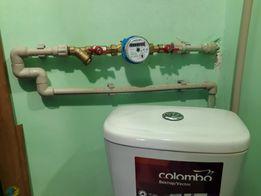 Водопровод.Канализация.Обвязка бойлера газовой колонки