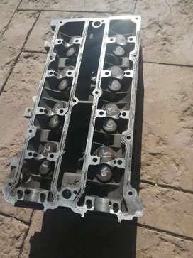 Cylinder head ford and for Figo 1.4