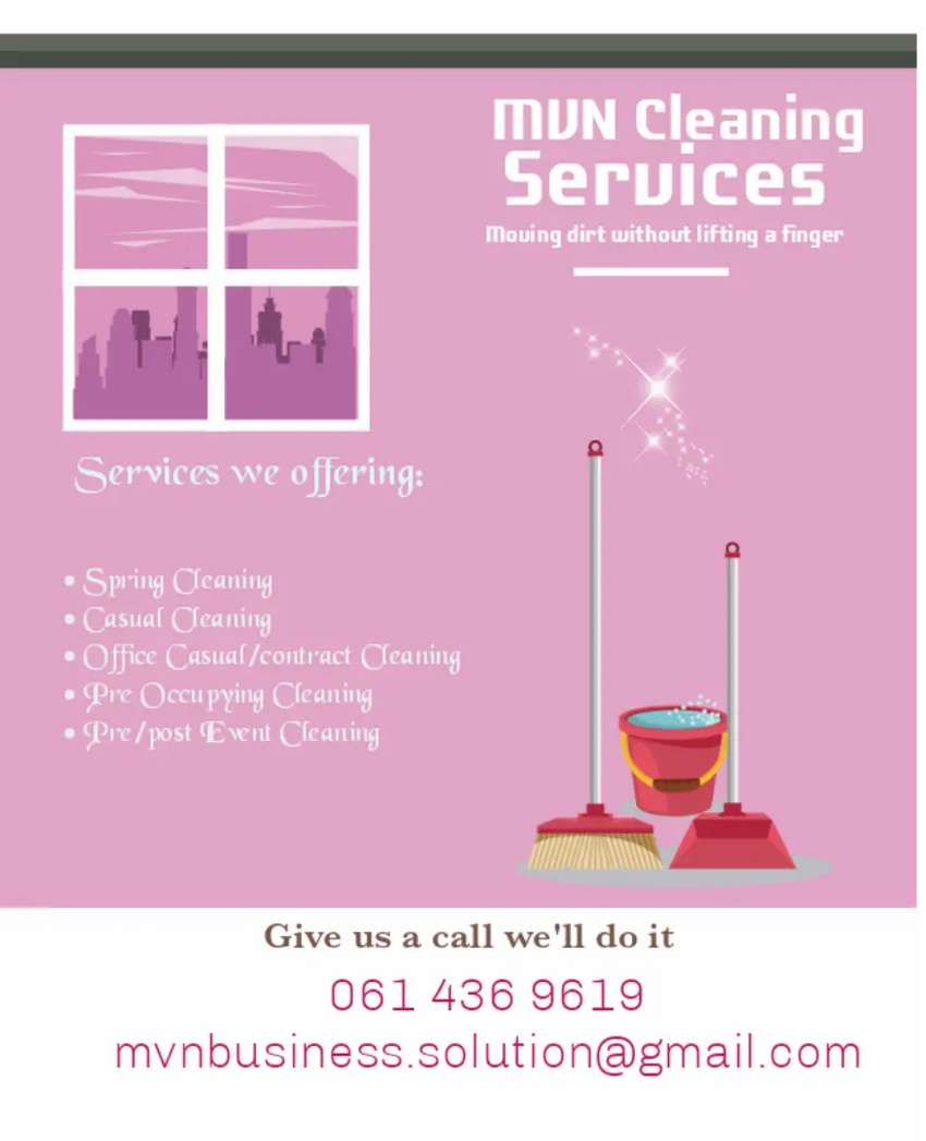 Home and office cleaning 0