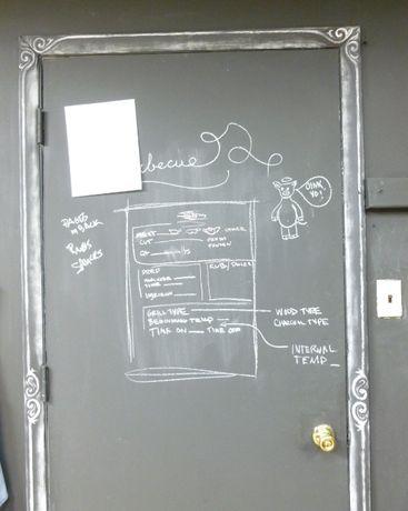 Акция до 31 декабря. Грифельная краска Le Vanille Серая Киев - изображение 4