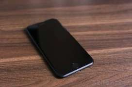 6months old iphone jet black colour
