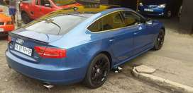 AUDI A5 2.0T TFSI ,2012model in very good condition