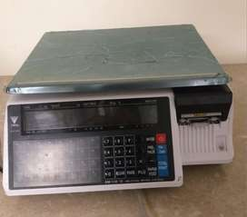 DIDI SM-100CS    Scale with Label Printer