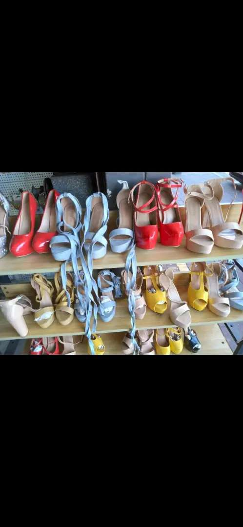 All types of occasions Heels 0