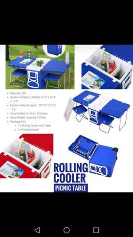 Foldable Coolerbox