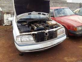 Mercedes-Benz C280 Stripping For Spares