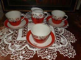 чайный набор-Барановка,1950 годы,СССР