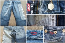 Продам мужские джинсы Diesel 29 размера