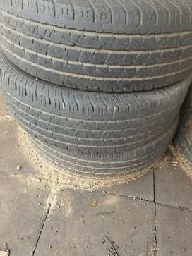 CONTINENTAL TYRES 255/ 70 16