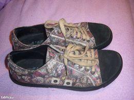 Trampki skorzane,buty skorzane