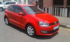 2013 Polo 6 1.6 hatchback manual leather interior