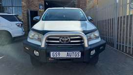 Toyota Hilux 2.8 GD6 Raider For Sale