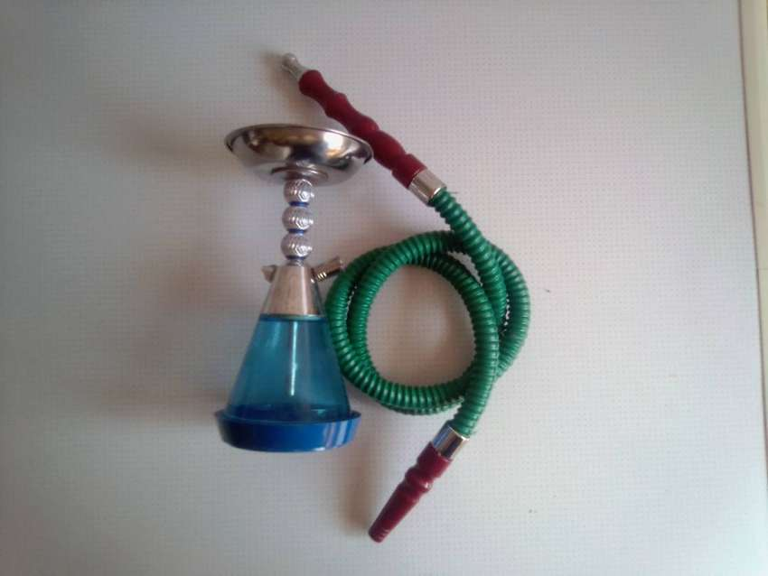 Hubbly Bubbly / Water Pipe Portable Small size. With one smokers pipes 0
