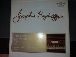 J.Haydn Zbiór sonat fortepianowych cz.3 płyty winylowe