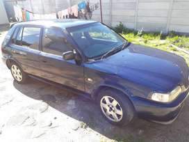 2003 Toyota Tazz in Excellent Condition