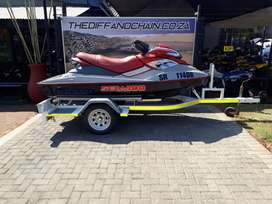 Seadoo rxp 215 supercharged (mint)
