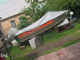 Катер Wellboat + Honda 50