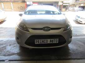 2010 Ford Fiesta 1.4 Engine Capacity