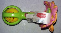 """Погремушка-грызун """"Цветок"""" (Tiny Love)"""
