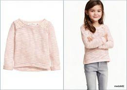 Bluzeczka H&M 6-8 l super