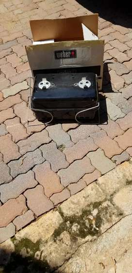 Weber - Go Anywhere Braai  Charcoal Grill