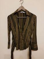 Koszula w paski Zara M