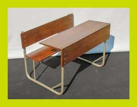 Vintage School Desks - SKU 833