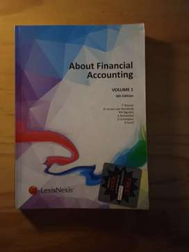 About Financial Accounting Volume 1
