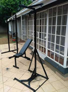 Boxing bag stand R1700