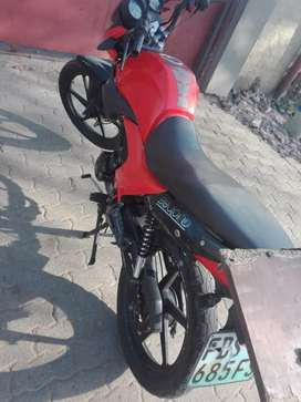 The bike is gomoto bashan 250cc.its going on 7500