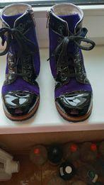 Продам ортопедические демисезонные ботинки Orthobe, 1600 рубл