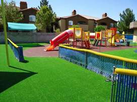 Artificial grass special supply yand installation on special