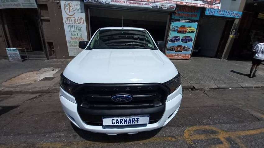 2017 FORD RANGER 2.2  DEASEL DOUBLE CAB 0