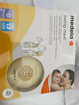 Medela swing double electric breast pump (has not been used, NEW)