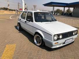 Citi golf 1.6 5speed still stock standard clean inside and out