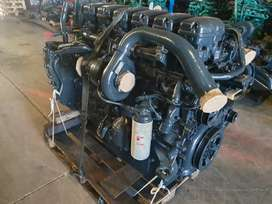 SCANIA DC 1109 COMPLETE ENGINE