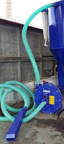 Измельчитель зерна щепы сена Зернодробилка ДКУ Дробилка молотковая Луцк - изображение 4