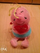Мягкая игрушка пчелка розовая.Фирма: Чудо