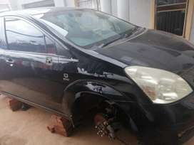 Corolla verso strapping for spares from R200...