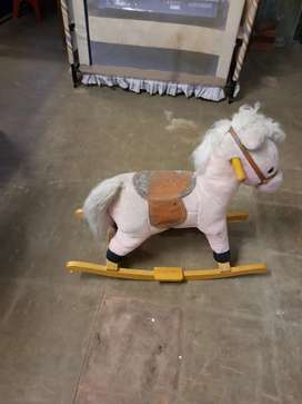 FOR SALE KIDS ROCKING HORSE